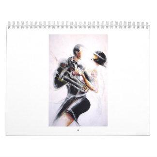 Tango-jazz Kalender