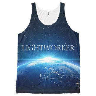 Tank van Lightworker (de Unisex-)