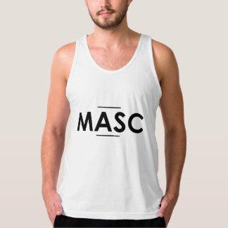 TANKTOP MASC: Voor de kerel die zo masc is kwetst