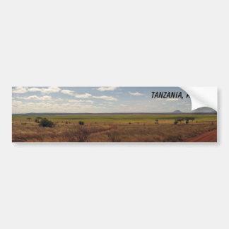 Tanzania, Afrika Bumpersticker
