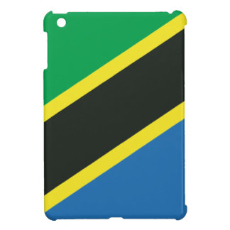 Tanzaniaanse vlag iPad mini case