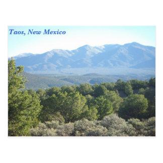 Taos, New Mexico Briefkaart