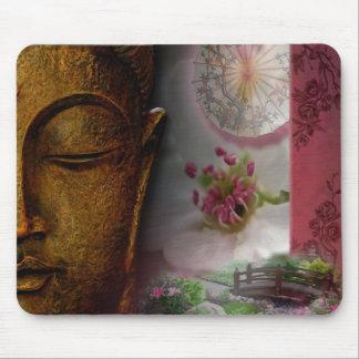 Tapijt van muizen Boeddhisme Muismat
