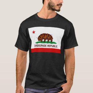 Tardigrade Vlag van de Republiek T Shirt
