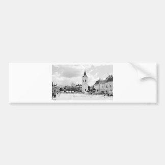 Targu-Mures, Roemenië Bumpersticker