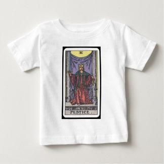 Tarot: Rechtvaardigheid Baby T Shirts