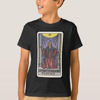 Tarot: Rechtvaardigheid T Shirt