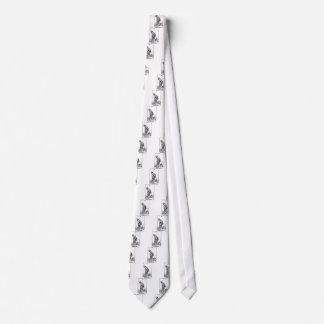 tarot 'strength eigen stropdas