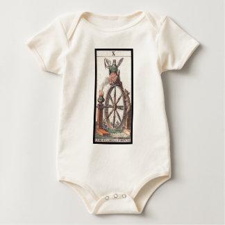Tarot: Wiel van Fortuin Baby Shirt