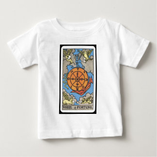 Tarot: Wiel van Fortuin Baby T Shirts