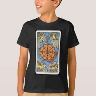 Tarot: Wiel van Fortuin T Shirt