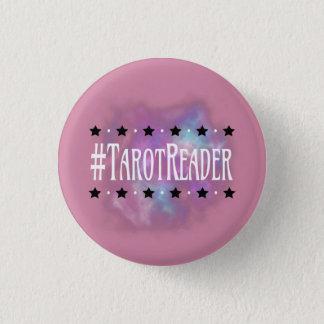 #TarotReader Roze 1 binnen. Knoop Ronde Button 3,2 Cm