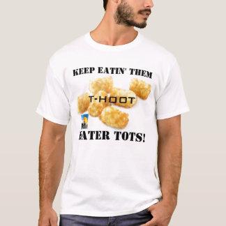 tater HOUDEN de peuters, kleine krasgeluiddekking, T Shirt