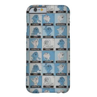 TAZ™ Checkbox van de emotie Barely There iPhone 6 Hoesje