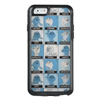 TAZ™ Checkbox van de emotie OtterBox iPhone 6/6s Hoesje