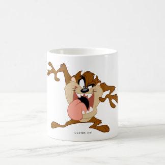 TAZ™ | die Zijn Tong uit plakken Koffiemok