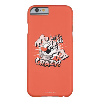 """TAZ™ """"ga Gek!"""" Halftone Barely There iPhone 6 Hoesje"""