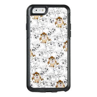 TAZ™ het Patroon van de Pop van de Kleur van de OtterBox iPhone 6/6s Hoesje