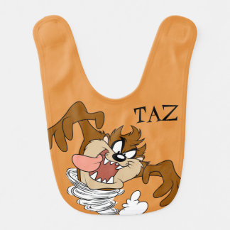 TAZ™ het wervelen van Tornado Baby Slabbetjes