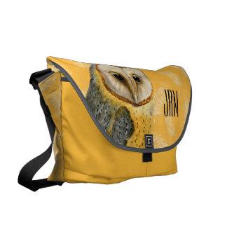 TCWC - de Wijnoogst van de Uil van de Schuur Messenger Bag