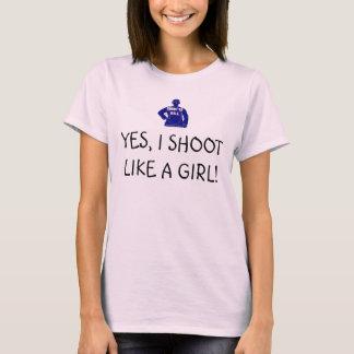 te doden spruit, JA, ONTSPRUIT ik ALS een MEISJE! T Shirt