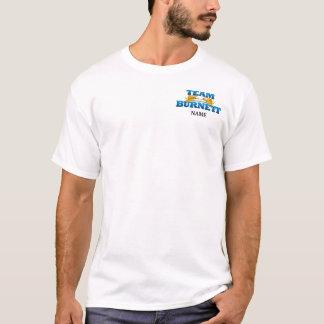 Team Burnett - hebben Genade! T Shirt