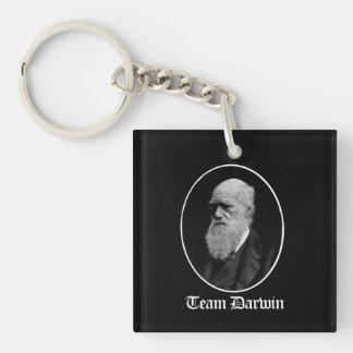 Team Darwin - de Evolutie van het Team - - Sleutelhanger