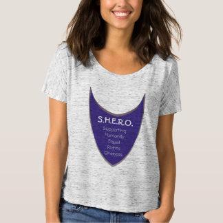 Team is zij een Vrijwilliger van de Held T Shirt