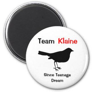 Team Klaine Magneet