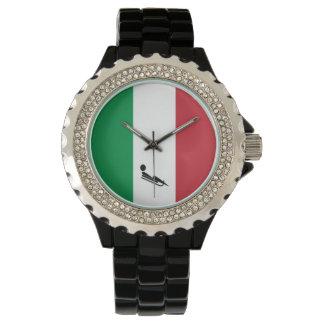 Team Luge Italië Polshorloge