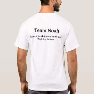 Team Noah Autism Awareness T Shirt