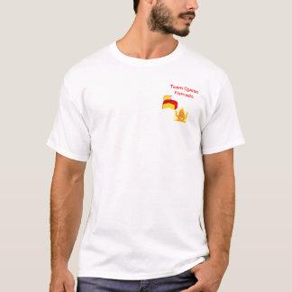 Team Queso Flamado T Shirt