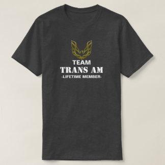 TEAM TRANS AM T SHIRT