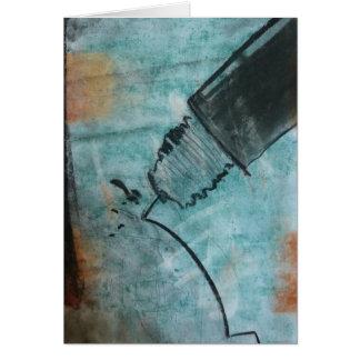 Technische Pen, door Spijker zonder kop Hines, Kaart