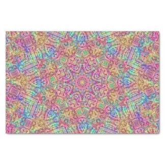 Techno kleurt het Witte Papieren zakdoekje van het 25,4 X 38,1 Cm Tissue Papier