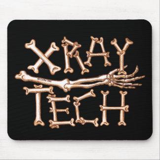 Technologie van de röntgenstraal mousepad muismat
