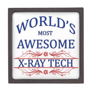 Technologie van de Röntgenstraal van de wereld Mee Premium Juwelen Doosjes