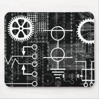 Technologie van de Wiskunde van de Ingenieur van Muismat