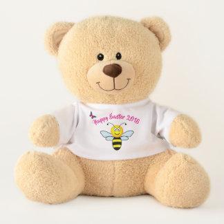 Teddybeer van de Pluche van Pasen van de douane de