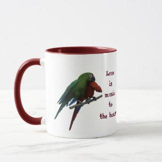 Tedere vogels mok