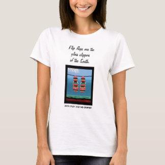 Teenslipper SWAG - de glaspantoffels van het T Shirt