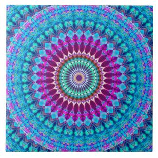 Tegel Geometrische Mandala G382 Tegeltje