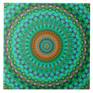 Tegel Geometrische Mandala G388 Tegeltje