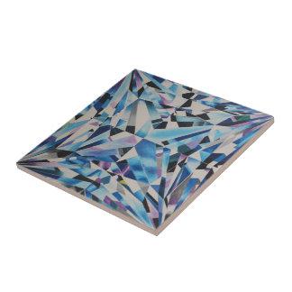 """Tegel van de Foto van de diamant de Kleine (4.25"""" Tegeltje"""
