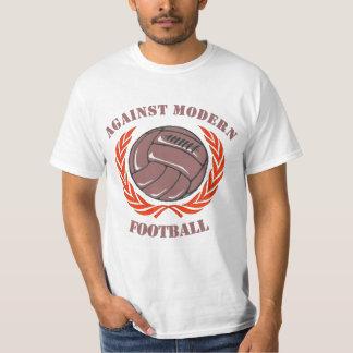 Tegen de Moderne T-shirt van het Football