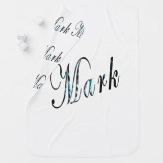 Teken, Naam, Logo, de Witte behaaglijk Deken van Inbakerdoek