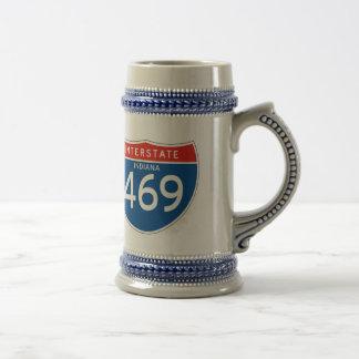 Teken tusen staten 469 - Indiana Bierpul