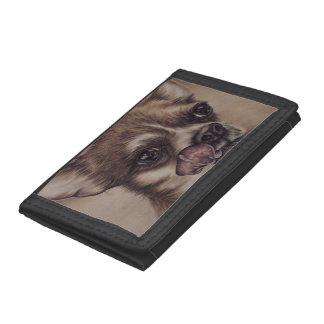 Tekening od die Chihuahua zijn Lippen op