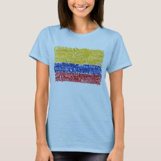 Tekstueel Colombia T Shirt