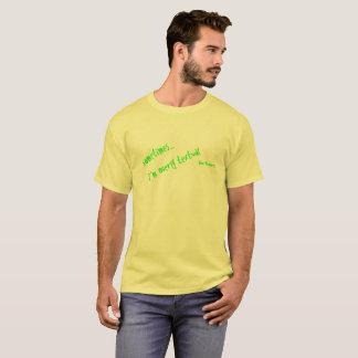 Tekstueel - Mannen T Shirt